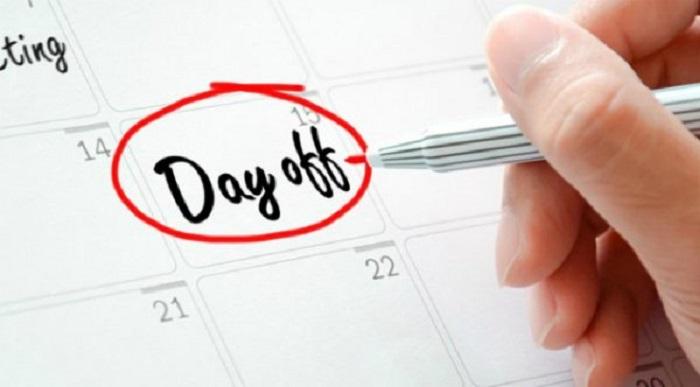Theo Pháp luật quy định, mỗi tuần, người giúp việc sẽ được nghỉ 1 ngày không hưởng lương.